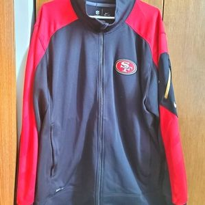 NFL OnField Apparel San Francisco 49ers Sweater